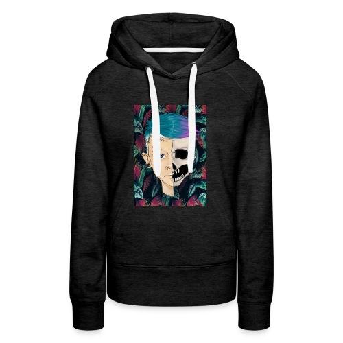 Skullboy - Premium hettegenser for kvinner