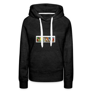 ClubPenguinFillNathan - Vrouwen Premium hoodie