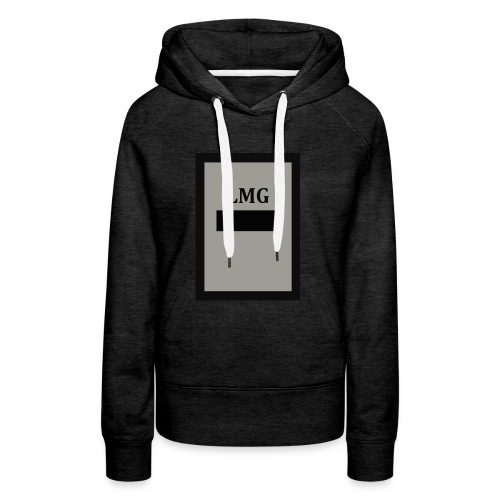 LAMOND- G collection no.7 Divide - Women's Premium Hoodie