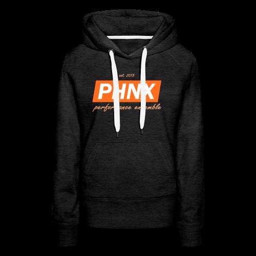 PHNX /#orange/ - Frauen Premium Hoodie