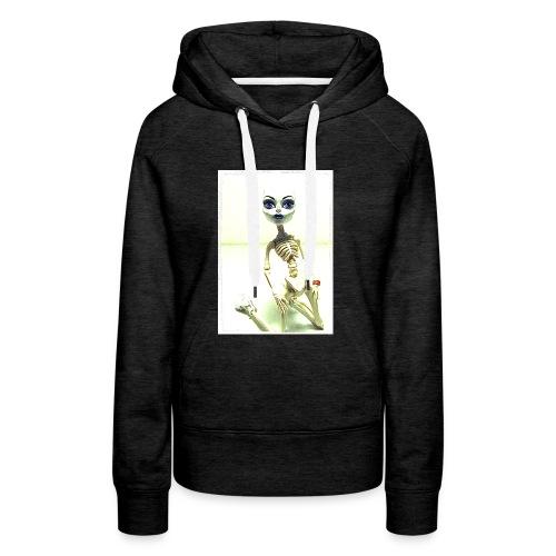 Annie Rexie - Sweat-shirt à capuche Premium pour femmes