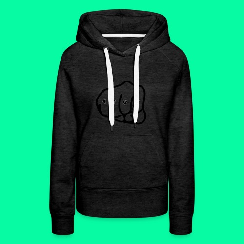 4FloorsUp First Ever Merch Limited Edition - Women's Premium Hoodie