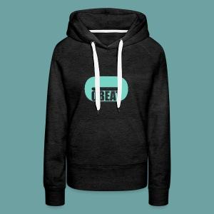 OBeat Logo O - Vrouwen Premium hoodie