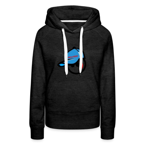 NewKidz Logo - Frauen Premium Hoodie