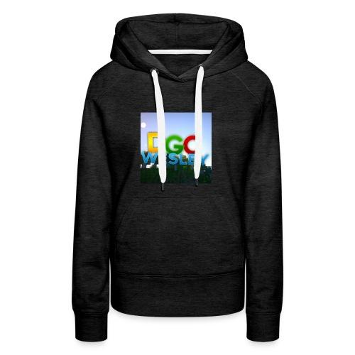 DGC - Vrouwen Premium hoodie