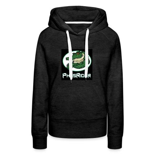 PhosRider - Sweat-shirt à capuche Premium pour femmes