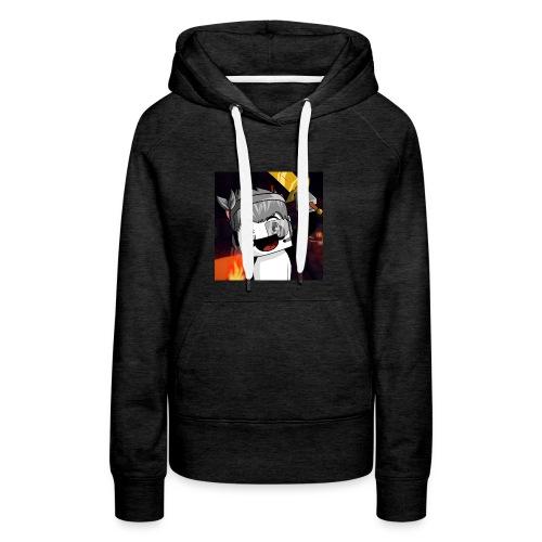Bnjiix Marchandise - Sweat-shirt à capuche Premium pour femmes