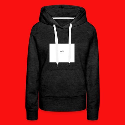 AM shirts - Women's Premium Hoodie