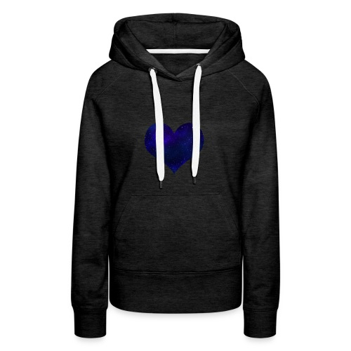 Love from outer space - Women's Premium Hoodie