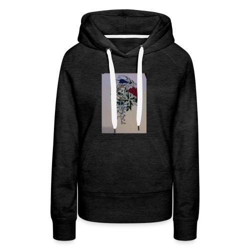 Catrina - Sweat-shirt à capuche Premium pour femmes