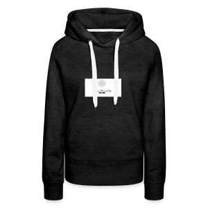 Blessed by Insanity - Vrouwen Premium hoodie