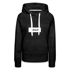 Stoner Avisory Extreme High - Vrouwen Premium hoodie