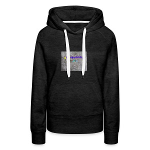 The Beginning - Women's Premium Hoodie