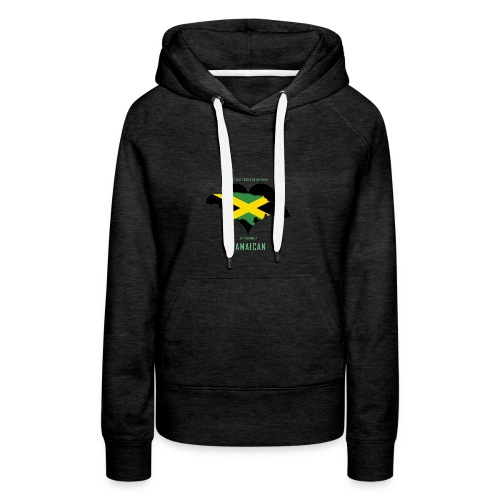 They Said I Could Be Anything - Women's Premium Hoodie