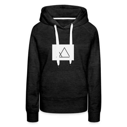 Pyramiden - Frauen Premium Hoodie