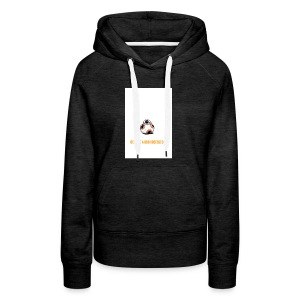 Become a BB8 obsessed - Women's Premium Hoodie