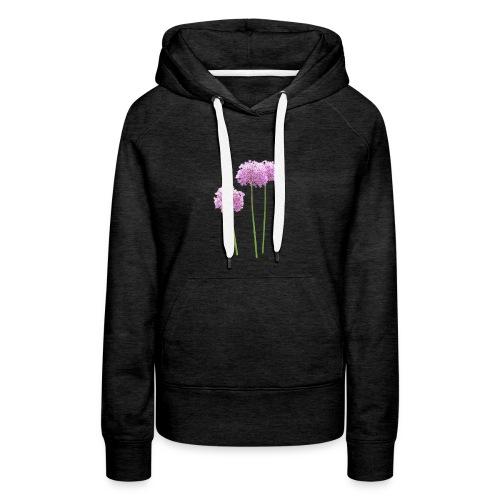 Blumen - Frauen Premium Hoodie
