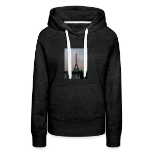 i love - Vrouwen Premium hoodie