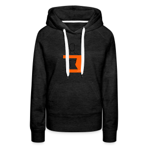 Woman Pittig - Vrouwen Premium hoodie