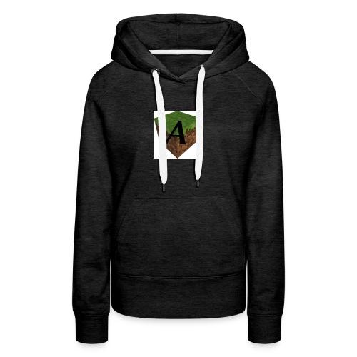 A-Shirt Design - Frauen Premium Hoodie