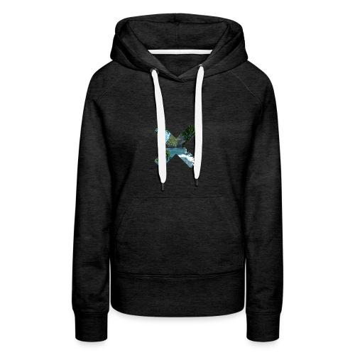 Mok kruis - Vrouwen Premium hoodie
