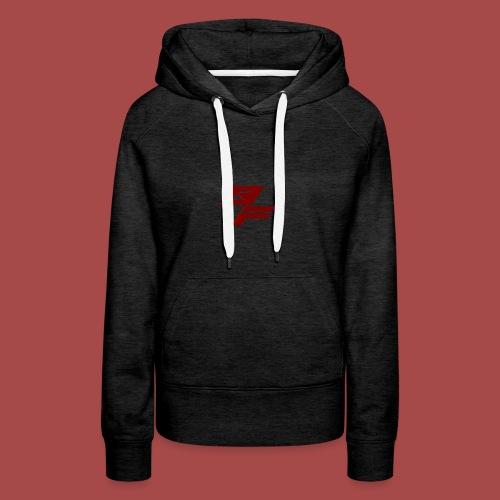 BloodFamily Collection - Sweat-shirt à capuche Premium pour femmes