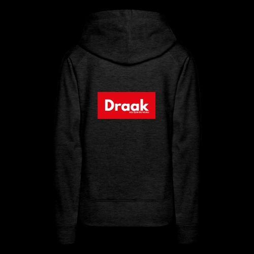 Draak League Spartan - Vrouwen Premium hoodie