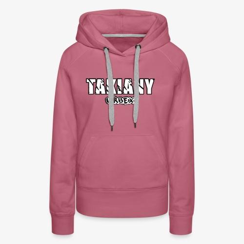 Takiany - Vrouwen Premium hoodie