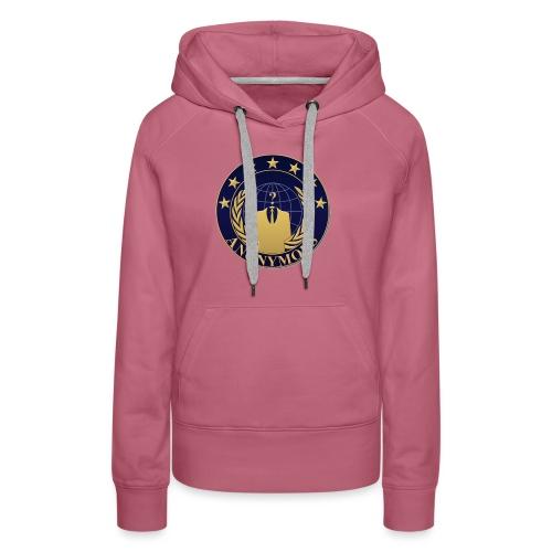 ANON Logo - Frauen Premium Hoodie