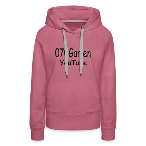 accessoires - Vrouwen Premium hoodie