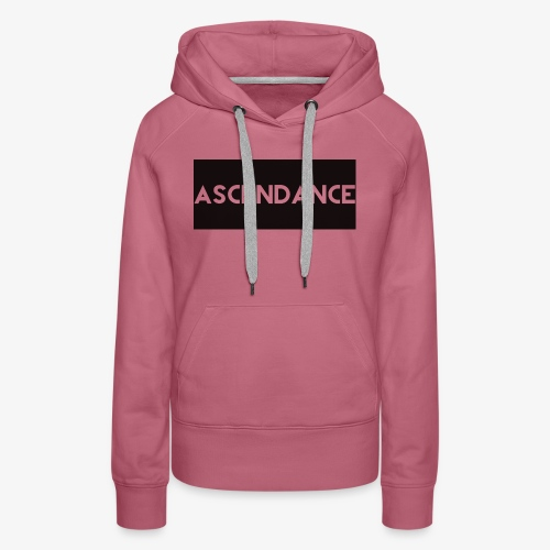 Acendancelogo - Women's Premium Hoodie