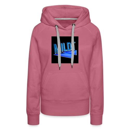 MILDT Muismat - Vrouwen Premium hoodie