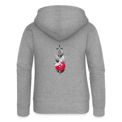 Love Hurts 2 - Liebe verletzt - Frauen Premium Kapuzenjacke