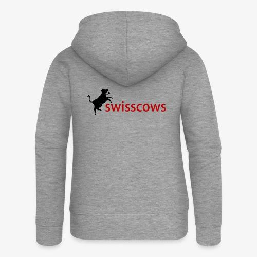 Swisscows - Frauen Premium Kapuzenjacke