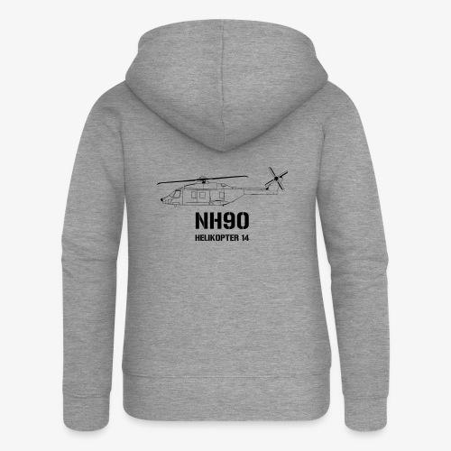 Helikopter 14 - NH 90 - Premium luvjacka dam