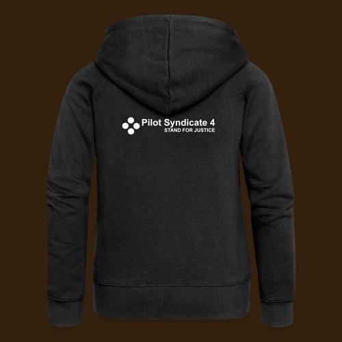 Pilot Syndicate 4 - Women's Premium Hooded Jacket