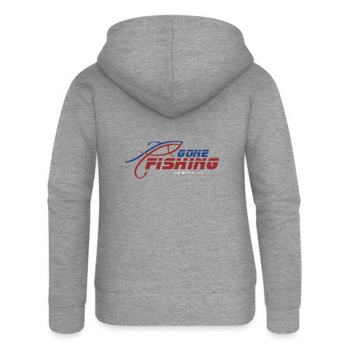 GONE-FISHING (2022) DEEPSEA/LAKE BOAT COLLECTION - Women's Premium Hooded Jacket