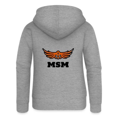 MSM EAGLE - Dame Premium hættejakke