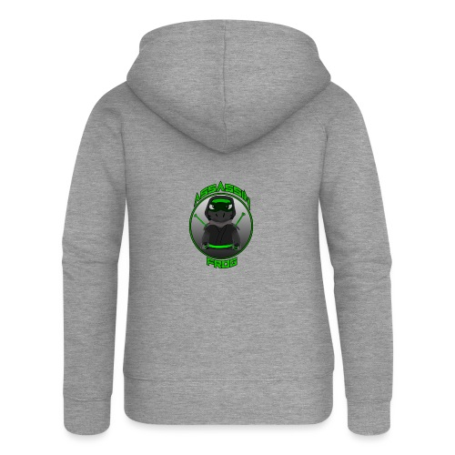 Assassinfrog logo 2 - Women's Premium Hooded Jacket