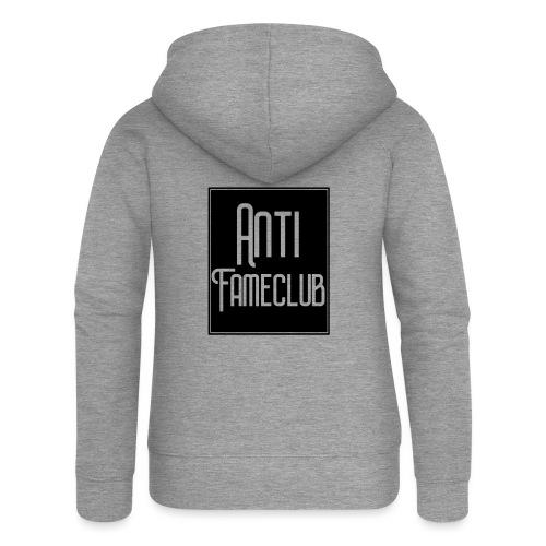 Anti FameClub - Frauen Premium Kapuzenjacke