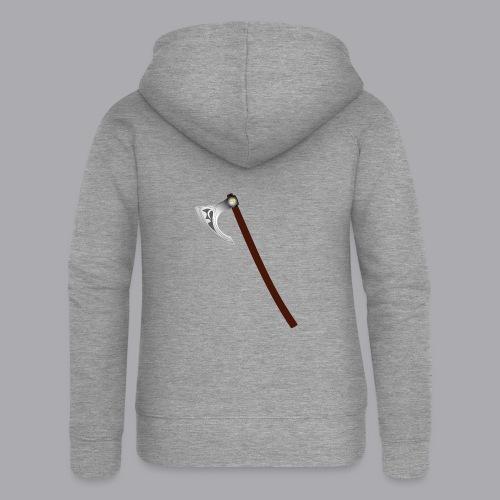 Wikinger Beil - Frauen Premium Kapuzenjacke