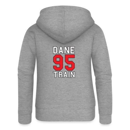 Dane Train #95 - Frauen Premium Kapuzenjacke