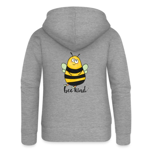 Bee kid - Women's Premium Hooded Jacket