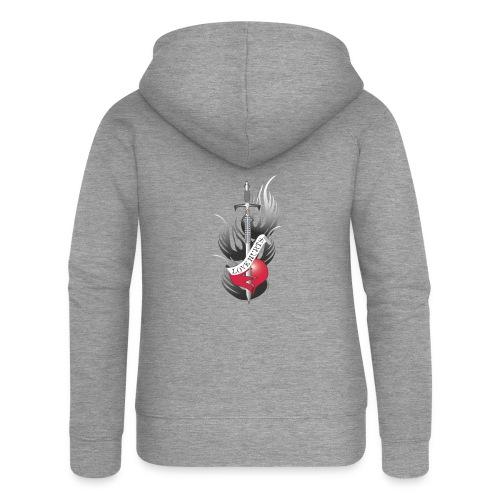 Love Hurts 3 - Liebe verletzt - Frauen Premium Kapuzenjacke