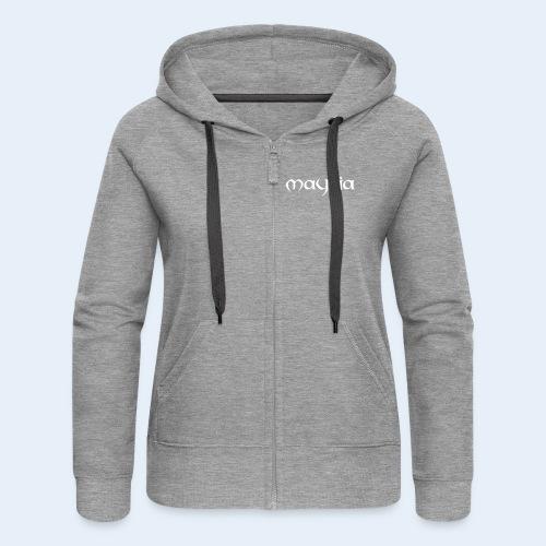 mayhia, die Marke einer Philosophie. - Frauen Premium Kapuzenjacke