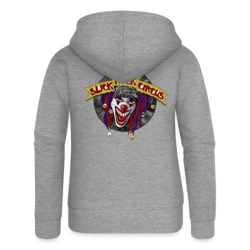 Slick Rock Circus - Evil - Frauen Premium Kapuzenjacke