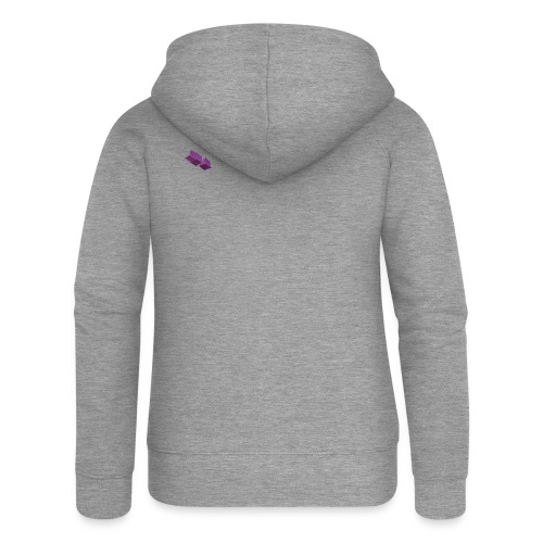 Fayme symbol 2 no letters - Women's Premium Hooded Jacket