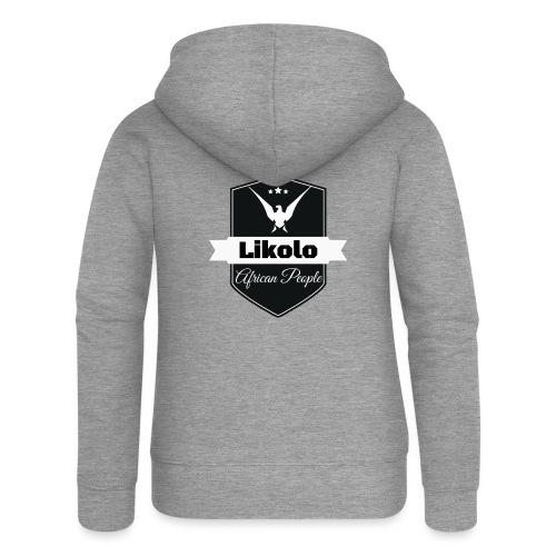 Likolo - Veste à capuche Premium Femme