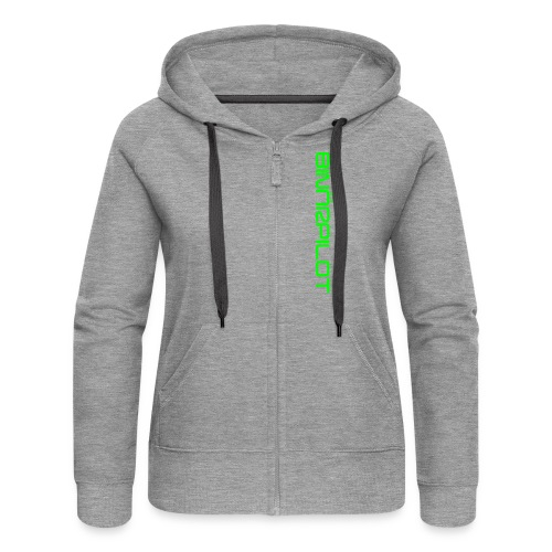 Logo - Women's Premium Hooded Jacket