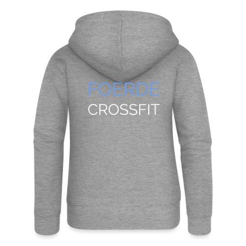Foerde CrossFit - Frauen Premium Kapuzenjacke